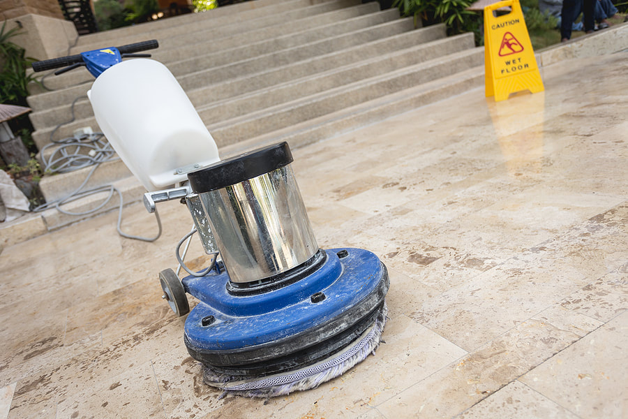 Natural Stone Cleaning Tile